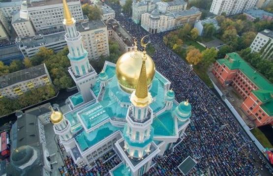 Mešity v Moskvě