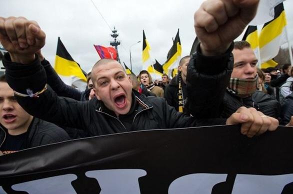 neonacisté v Rusku